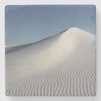 白い砂 ストーンコースター