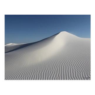 白い砂 ポストカード