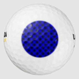 白い網の雲紋(Tintable) ゴルフボール