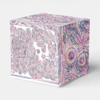 白い線の入った「算数曼荼羅」ボックス フェイバーボックス