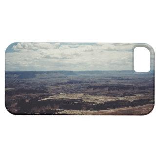 白い縁、Canyonlands、ユタ iPhone SE/5/5s ケース
