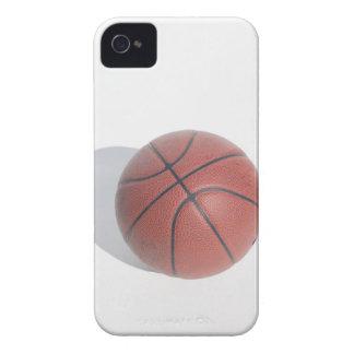 白い背景のバスケットボール Case-Mate iPhone 4 ケース