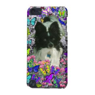白い蝶II -及び黒いPapillonのMatisse iPod Touch 5G ケース