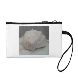白い貝殻 コインパース