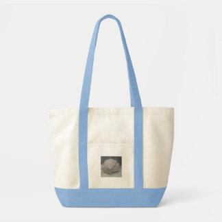 白い貝殻 トートバッグ