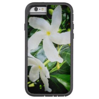 白い風車花のiPhone6ケース Tough Xtreme iPhone 6 ケース