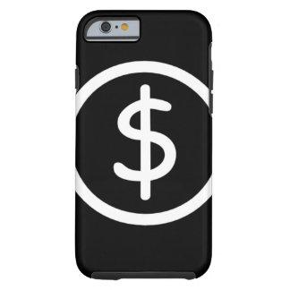 """""""白い"""" iPhone 6の堅い場合のオリジナル ケース"""