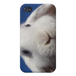 白いLOPのiPhoneの箱 iPhone 4/4S ケース