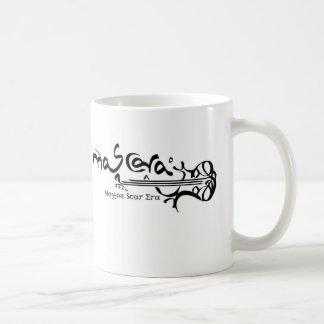 白いMag コーヒーマグカップ
