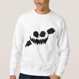 白くか黒いナイフのパーティーのsweetshirt スウェットシャツ