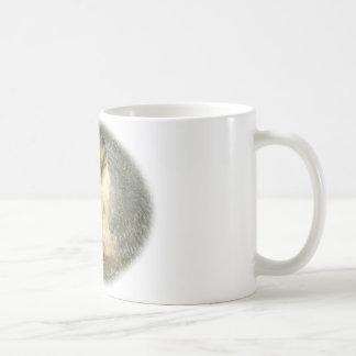 白くまのしぶき コーヒーマグカップ