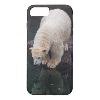 白くまのカブスのiPhone 7のプラスの場合 iPhone 8 Plus/7 Plusケース