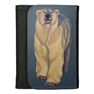 白くまの財布の野性生物の芸術の財布くまのギフト