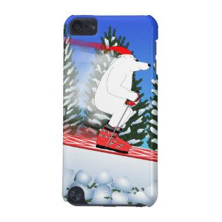 白くまのiPodのスキーの箱 iPod Touch 5G ケース