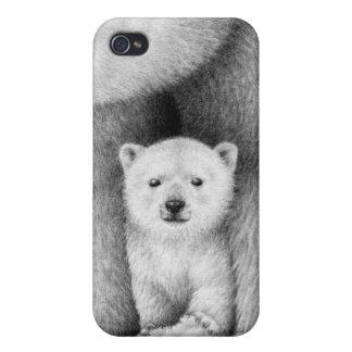 白くまカブス iPhone 4/4Sケース