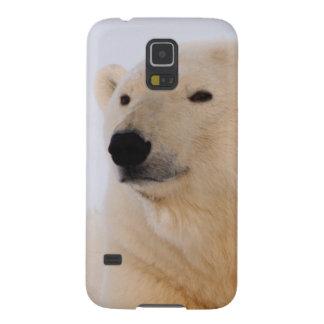 白くま、で休むUrsusのmaritimus Galaxy S5 ケース