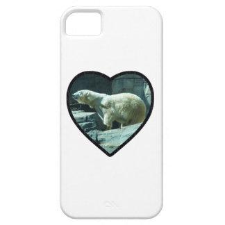 白くま: ベルリン iPhone 5 カバー