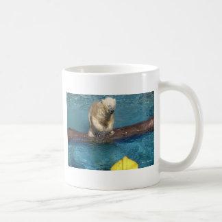 白くまPlaying.jpg コーヒーマグカップ