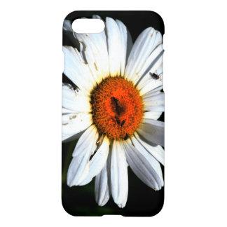 白く古い花-電話カバー(iphone 7) iPhone 8/7 ケース