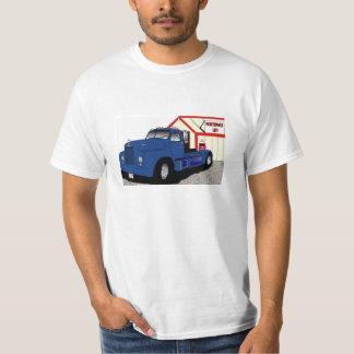 白の大きいMack Tシャツ