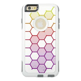 白の色のジンクス オッターボックスiPhone 6/6S PLUSケース