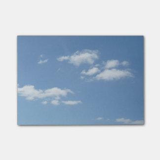 白の青空はポスト・イットを曇らせます ポストイット