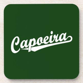 白のCapoeira コースター