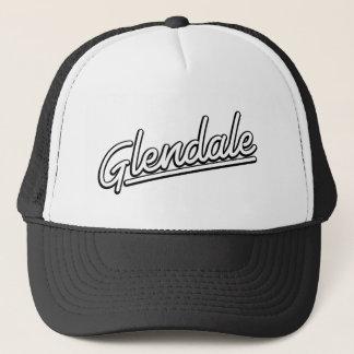白のGlendale キャップ