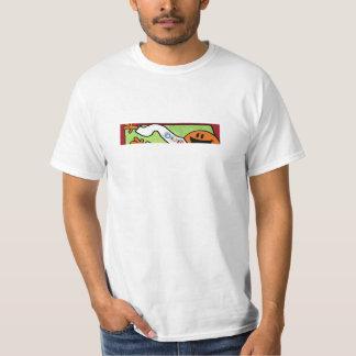 白のTickle Bjj Tshirt氏 Tシャツ