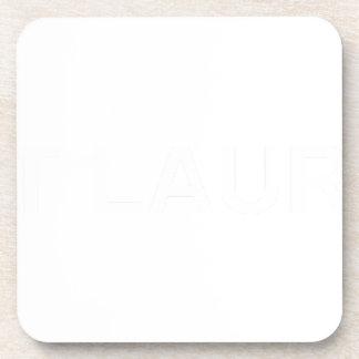 白はローレントのロゴではないです コースター