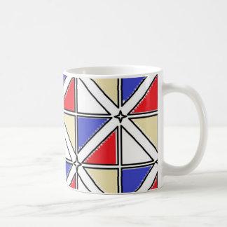 白ジェニファーShao著11のozのクラシックなマグ コーヒーマグカップ