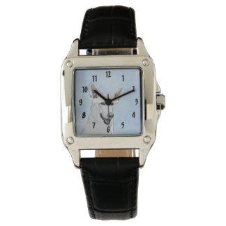 白人の羊飼い 腕時計