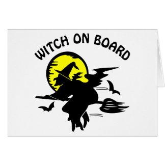 白人の魔法使い船上に カード