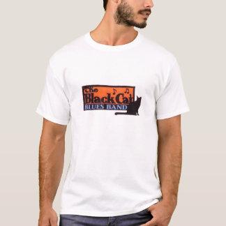 白人のmojo tシャツ