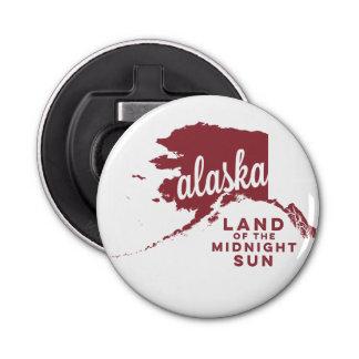 白夜|のりんごの赤のアラスカ|の土地 栓抜き