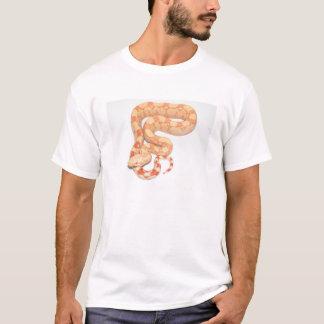 白子のボア Tシャツ