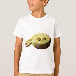 白子の球の大蛇 Tシャツ