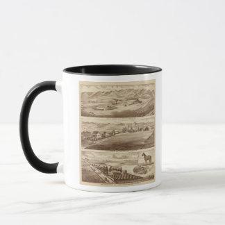 白濁水、Saucelito牧場 マグカップ