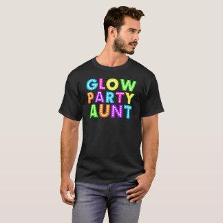 白熱パーティーの叔母さん-01Giftのティー Tシャツ