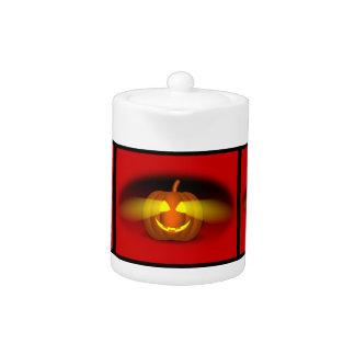 白熱[赤熱]光を放つなカボチャ-