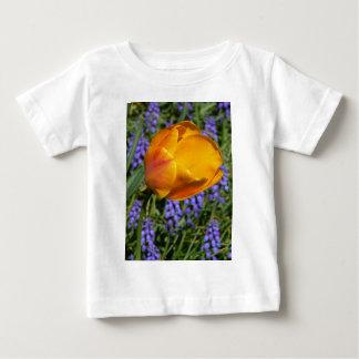 白熱[赤熱]光を放つな日光 ベビーTシャツ