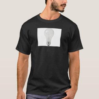 白色光の球根 Tシャツ