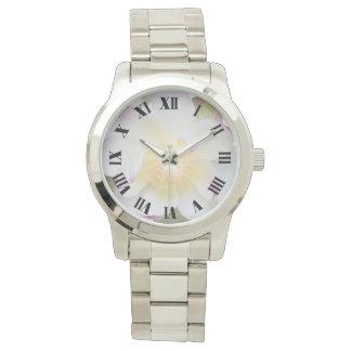 白蓮教の花 腕時計