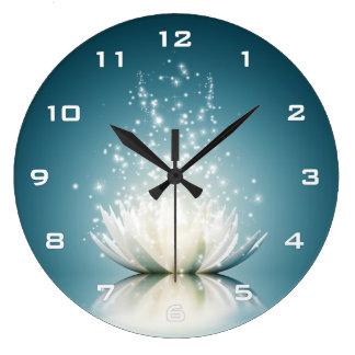 白蓮教の魔法の柱時計 ラージ壁時計