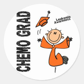 白血病CHEMOの卒業生1 ラウンドシール