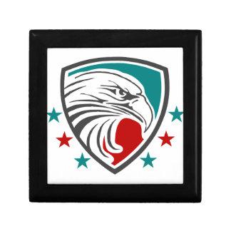 白頭鷲の保証および保護 ギフトボックス