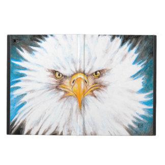 白頭鷲の熟視 POWIS iPad AIR 2 ケース