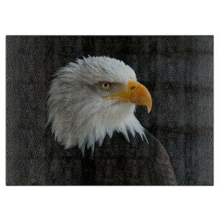 白頭鷲 カッティングボード