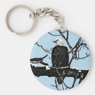 白頭鷲 キーホルダー