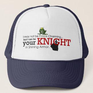 白馬の王子様帽子 キャップ
